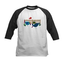 Crazy Chickens Down on the Farm Tee
