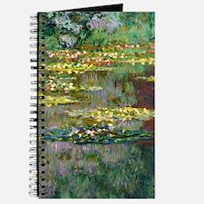 Monet - Le Bassin Journal
