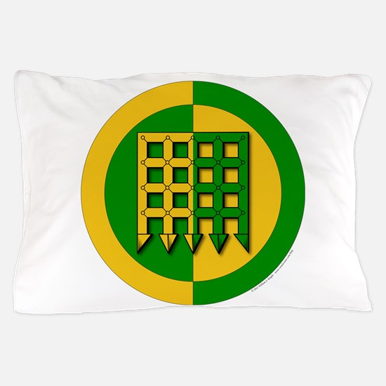 Unser Hafen Populace Pillow Case