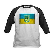 Vintage Ukraine Flag Tee