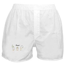 Pasta! Boxer Shorts