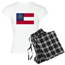 Georgia State Flag Pajamas