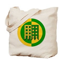 Unser Hafen Populace Tote Bag