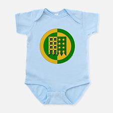 Unser Hafen Populace Infant Bodysuit