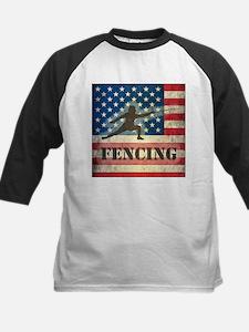Grunge USA Fencing Tee