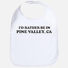 Rather: PINE VALLEY Bib