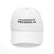 Rather: TWO ROCK Baseball Cap
