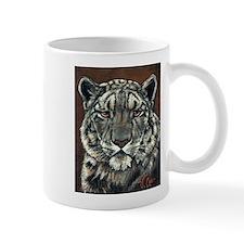 SNOW LEOPARD III Mug
