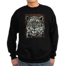 SNOW LEOPARD III Sweatshirt