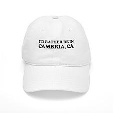 Rather: CAMBRIA Baseball Cap