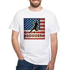 Grunge USA Soccer Shirt
