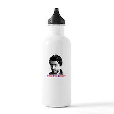 Free Ted Bundy Water Bottle