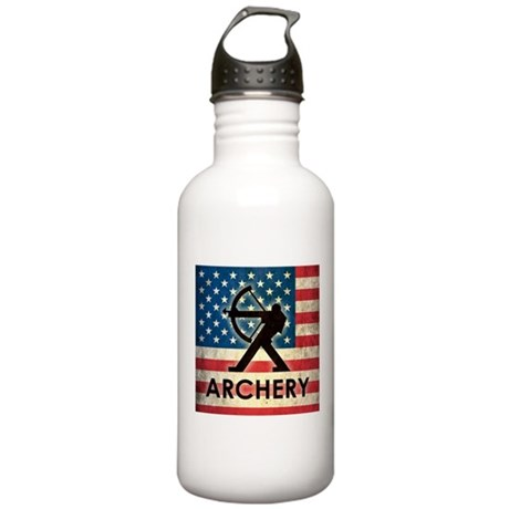 Grunge USA Archery Stainless Water Bottle 1.0L