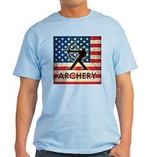 Grunge USA Archery T-Shirt