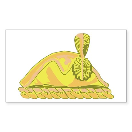 3rd Infantry (The Old Guard) Sticker (Rectangle)