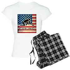 Grunge USA Curling Pajamas