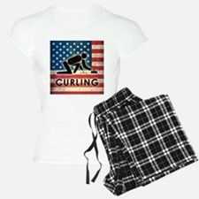 Grunge USA Curling Pajamas