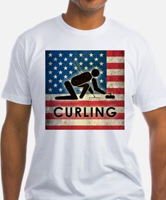 Grunge USA Curling Shirt