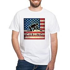 Grunge USA Curling Shirt
