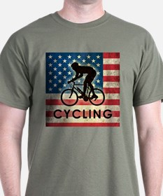 Grunge USA Cycling T-Shirt
