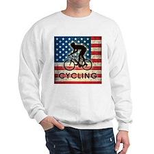 Grunge USA Cycling Sweatshirt
