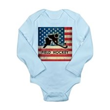 Grunge USA Field Hockey Baby Outfits