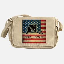 Grunge USA Field Hockey Messenger Bag