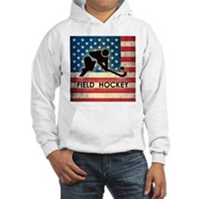 Grunge USA Field Hockey Hoodie