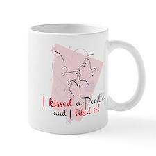 I kissed a poodle Mug