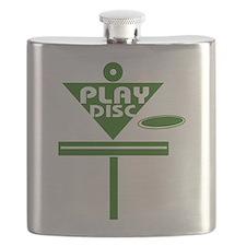 play disc golf gree... Flask