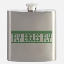 Fly Eagles Fly Grn Bumper.png Flask