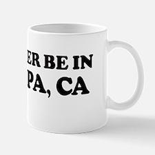 Rather: YUCAIPA Mug