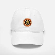 Mt Rainier Gold Circle Baseball Baseball Cap