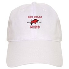 Red Bulls Give You Wins Baseball Cap