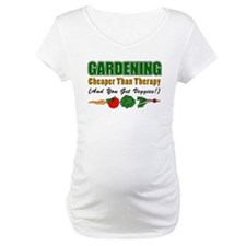 Gardening Cheaper Than Therapy Shirt