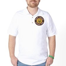 Mt Rainier Black Circle T-Shirt