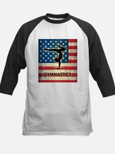 Grunge USA Gymnastics Tee