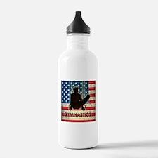 Grunge USA Gymnastics Water Bottle