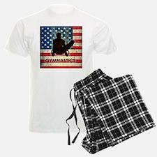 Grunge USA Gymnastics Pajamas