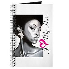 I Love My Hair Journal