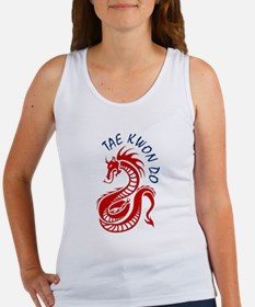 Tae Kwon Do Dragon Women's Tank Top
