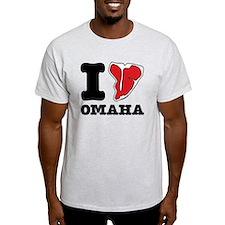 i steak omaha T-Shirt