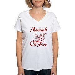 Nevaeh On Fire Shirt
