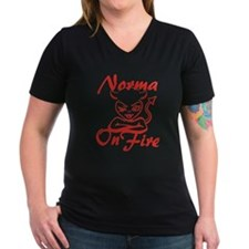 Norma On Fire Shirt