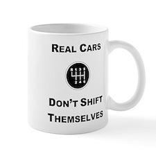 Real Cars Shift Themselves Mug
