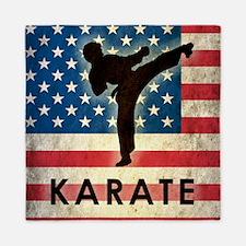 Grunge USA Karate Queen Duvet