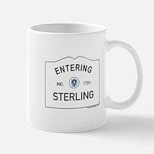 Sterling Mug