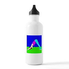 Downward Dog (Adho Mukha Svanasana) Water Bottle