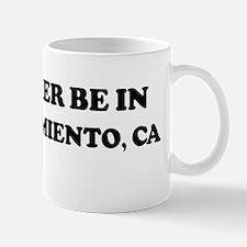Rather: LAKE NACIMIENTO Mug