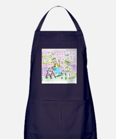 Where Have All The Woodstock Hippies Gone? Apron (
